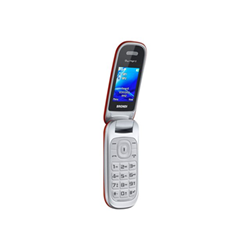 Telefono cellulare Cell claim rosso Rosso- brondi - monclick.it