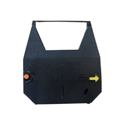 Ruban Brother - Noir - cassette à ruban d'impression - pour LW-450; ML-100, 300, 500; SX-14, 16, 23, 4000; WPT-470, 480; ZX-1700, 1900, 3000, 50