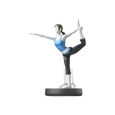 Nintendo - AMIIBO SMASH 8 FIT TRAINER