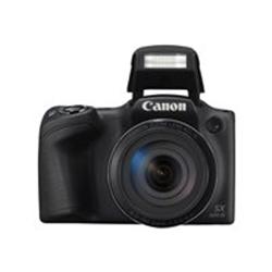 Appareil photo Canon PowerShot SX420 IS - Appareil photo numérique - compact - 20.0 MP - 720 p / 25 pi/s - 42x zoom optique - Wi-Fi, NFC - noir