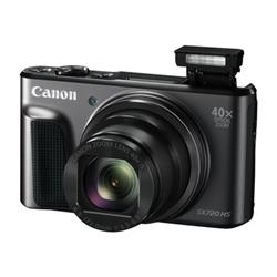 Appareil photo Canon PowerShot SX720 HS - Appareil photo numérique - compact - 20.3 MP - 1080p / 60 pi/s - 40x zoom optique - Wi-Fi, NFC - noir
