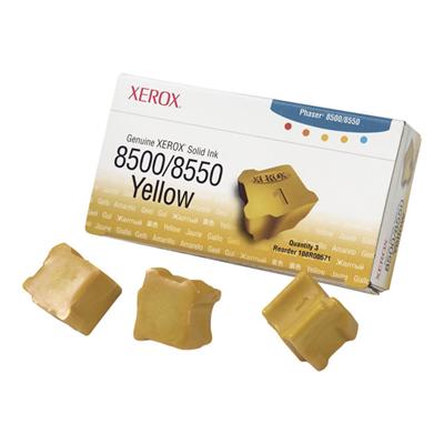 Xerox - COLORSTIX PHASER 8500 GIALLO (3G)