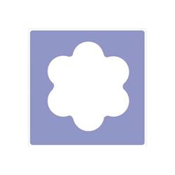 CWR - Perforatrice à levier - fleur - 3.8 x 3.8 cm