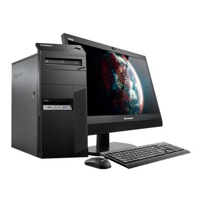 Lenovo - TC M93P TWR I5-4590 4GB 500GB