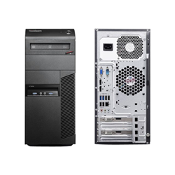 PC Desktop Lenovo - Tc m83 ci3/4130 4gb 250gb