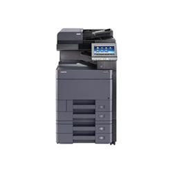 Imprimante laser multifonction Kyocera TASKalfa 4052ci - Imprimante multifonctions - couleur - laser - A3 (297 x 420 mm) (original) - A3 (support) - jusqu'à 40 ppm (copie) - jusqu'à 40 ppm (impression) - 1150 feuilles - USB 2.0, Gigabit LAN, hôte USB 2.0