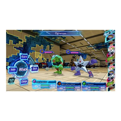 Namco - PS4 DIGIMON CYBER SLEAUTH