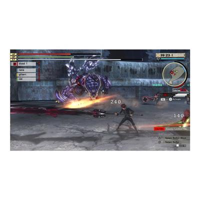 Namco - PSV GOD EATER 2: RAGE BURST
