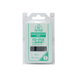 ro-ma FAST W15 - Agrafes - 15 mm - pack de 2000