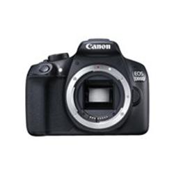 Fotocamera reflex Eos 1300d body Nero- canon - monclick.it
