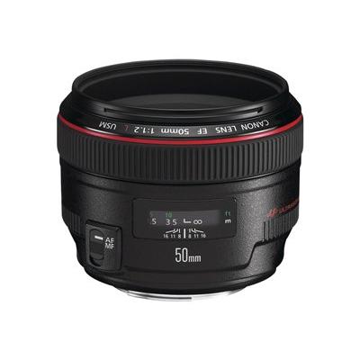 Canon - EF 50MM 1.2L USM