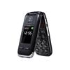 Telefono cellulare Saiet - Lumina+ Black