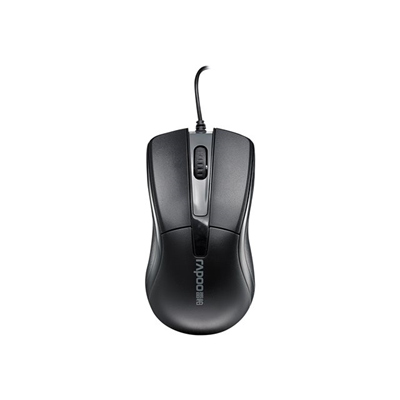 Rapoo - N1162 - WIRED OPTICAL MOUSE -