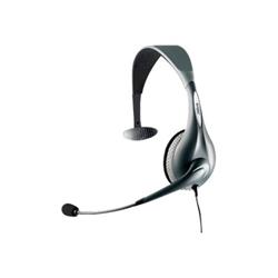 Jabra UC Voice 150 MS Duo - Casque - sur-oreille - gris