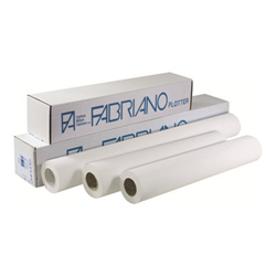 Fabriano - Rotolo carta plotter 61x50 80gr 1pz