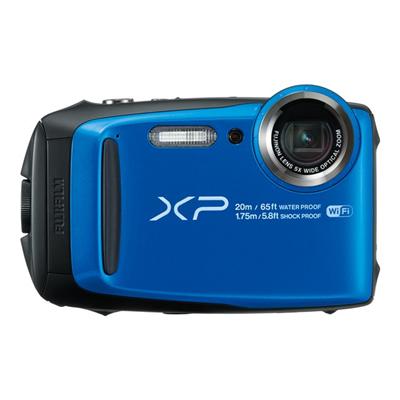 Fujifilm - !FINEPIX XP120 BLU