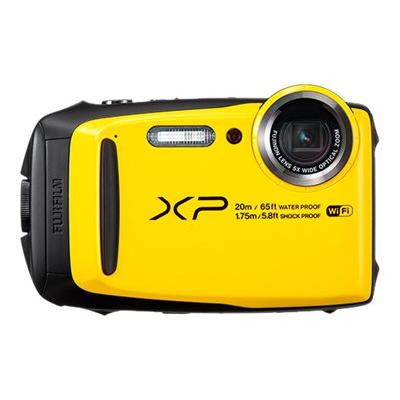 Fujifilm - !FINEPIX XP120 GIALLO