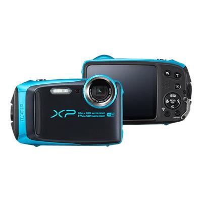 Fujifilm - FINEPIX XP120 SKY BLUE