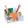 Lebez - Desk organizer in abs con dispenser