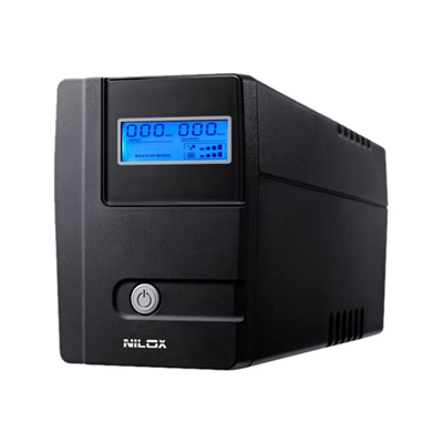 Nilox - UPS VALUE LCD 840VA/420W