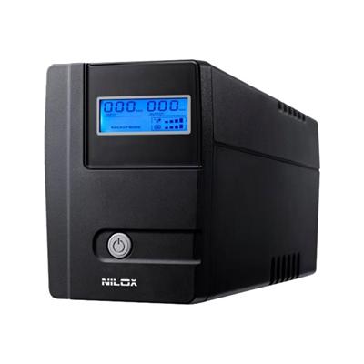 Nilox - =>>UPS VALUE LCD 1120VA/560W