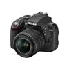 Fotocamera reflex Nikon - D3300 kit nero + af-p 18-55 vr