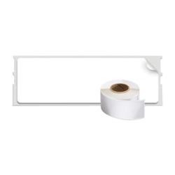 DYMO LabelWriter Address - Étiquettes - adhésif - blanc - 89 x 25 mm 700 étiquette(s) (2 rouleau(x) x 350)