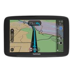 Navigateur satellitaire TomTom Start 62 - Navigateur GPS - automobile 6 po grand écran
