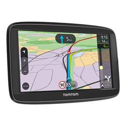 Navigateur satellitaire TomTom VIA 52 - Navigateur GPS - automobile 5 po grand écran