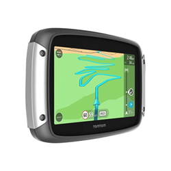 Navigateur satellitaire TomTom RIDER 400 - Premium Pack - navigateur GPS - moto 4.3 po grand écran
