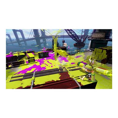 Nintendo - AMIIBO SPLATOON RAGAZZA INKLING VER