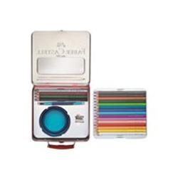 Faber-Castell Jumbo GRIP - Crayon de couleur, ensemble de pinceaux et de crayons