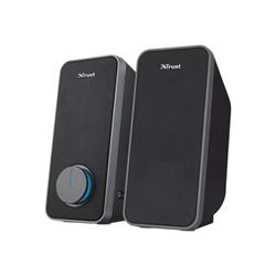 Haut-parleurs Trust Arys - Haut-parleurs - pour PC - 14 Watt (Totale)