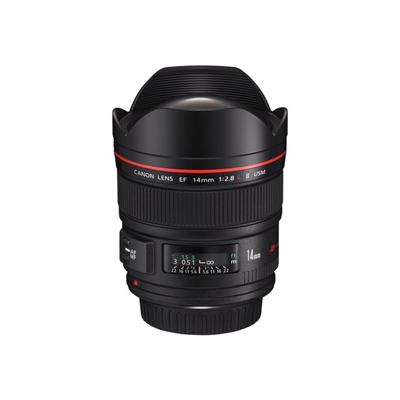 Canon - EF 14MM F2.8L II USM