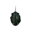 Mouse Trust - Gxt 155c gaming mouse - green camouflage