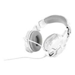 Trust GXT 322 - Casque - pleine taille - camouflage blanc