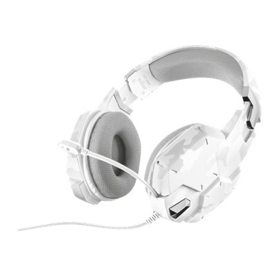 Trust - GXT 322W GAMING HEADSET WHITE CAMOU