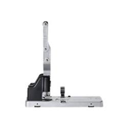 Perforatrice Rexel HD2150 - Perforateur - robuste - 150 feuilles - métal - Noir/argent