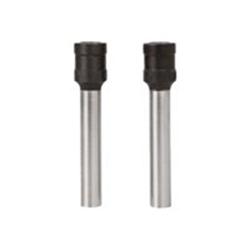 Perforatrice Rexel - Cutter de remplacement de perforateur - 150 feuilles - métal (pack de 2)
