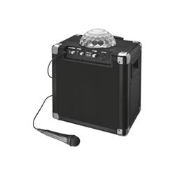 haut-parleur sans fil Trust Fiësta Disco - Haut-parleur - pour utilisation mobile - sans fil - 50 Watt