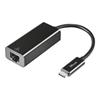 Adaptateur pour réseaux Trust - Trust USB-C TO ETHERNET ADAPTER...