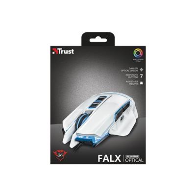 Trust - GXT 154 FALX ILLUMINATED MOUSE
