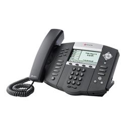Téléphone VOIP Polycom SoundPoint IP 650 - Téléphone VoIP - SIP - 6 lignes