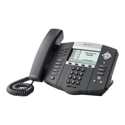 Polycom - SOUNDPOINT IP 650 6-LINE IP PHONEHD