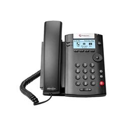 Téléphone VOIP Polycom VVX 201 - Téléphone VoIP - SIP, SDP - 2 lignes