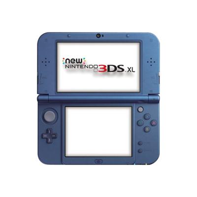 Nintendo - NEW 3DS XL HW METALLIC BLUE