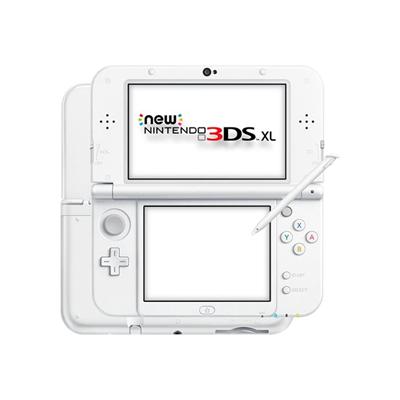 Nintendo - NEW 3DS XL HW PEARL WHITE ITA