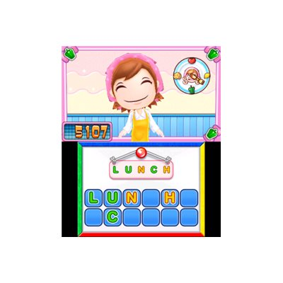 Nintendo - 3DS COOKING MAMA 5