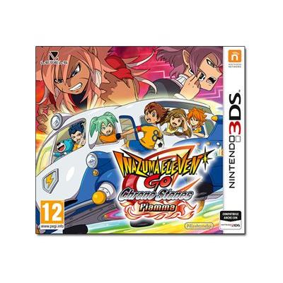 Nintendo - 3DS INAZUMA 11 GO CHRONO STON WILDF