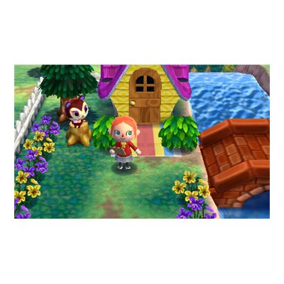 Nintendo - 3DS ANIMAL CROSSING HAPPY HOME DES